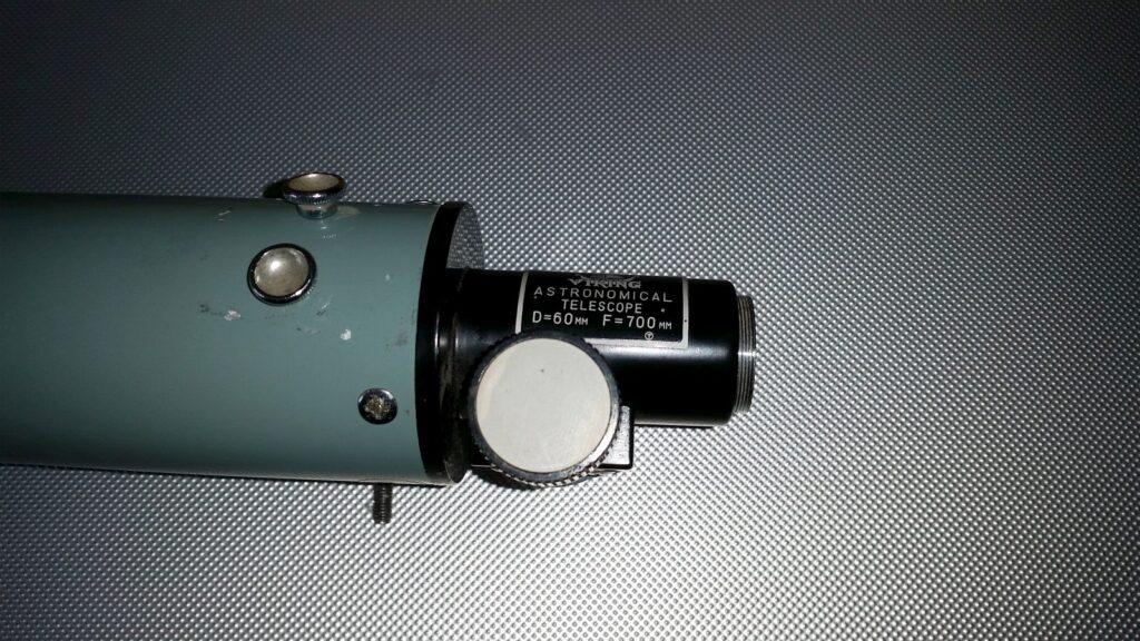 Refraktor Viking 60/700
