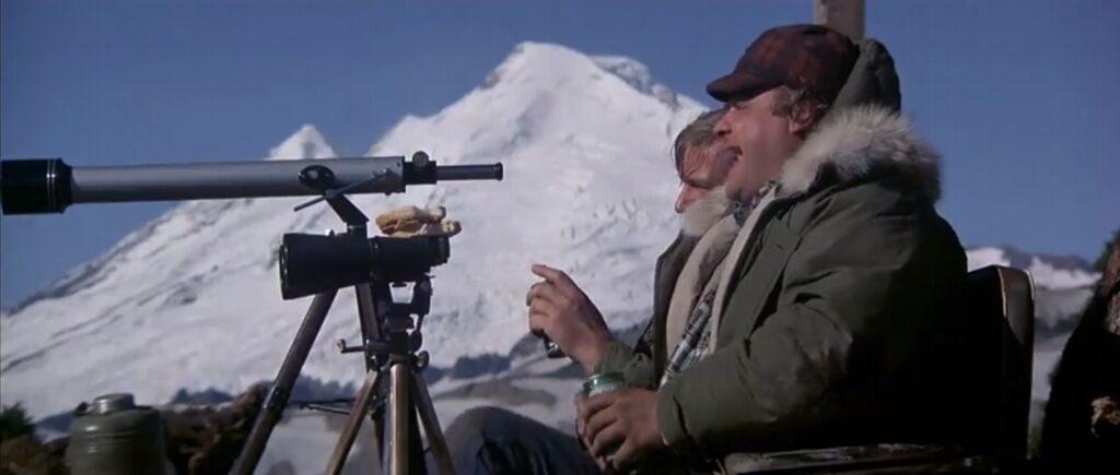 Łowca Jeleni - teleskop