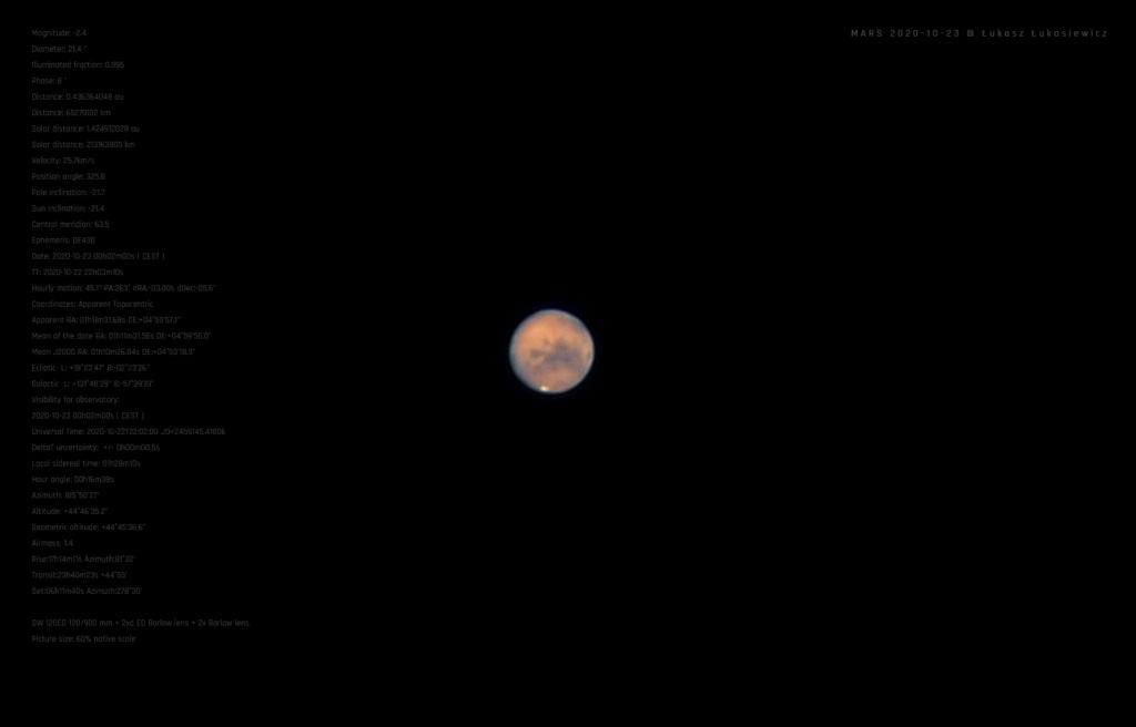 MARS 2020-10-23