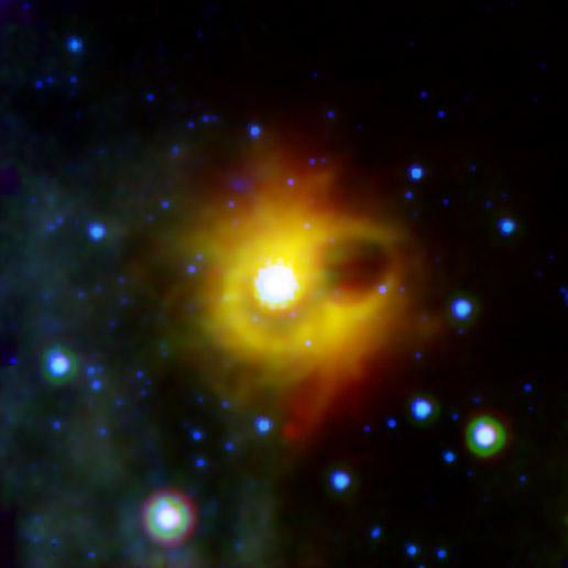 Magnetar SGR 1900+14
