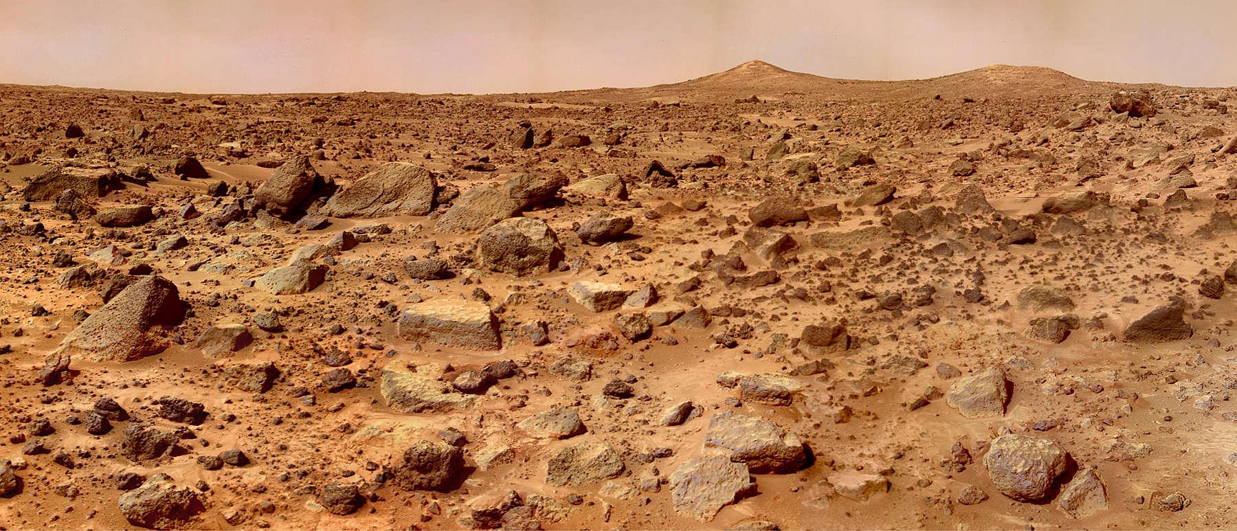 Mars - Twin Peaks