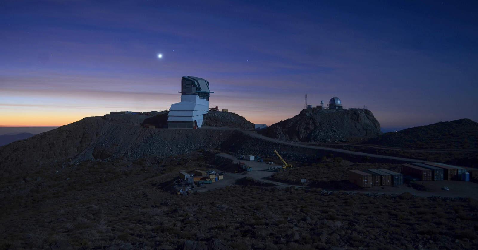 Teleskop LSST