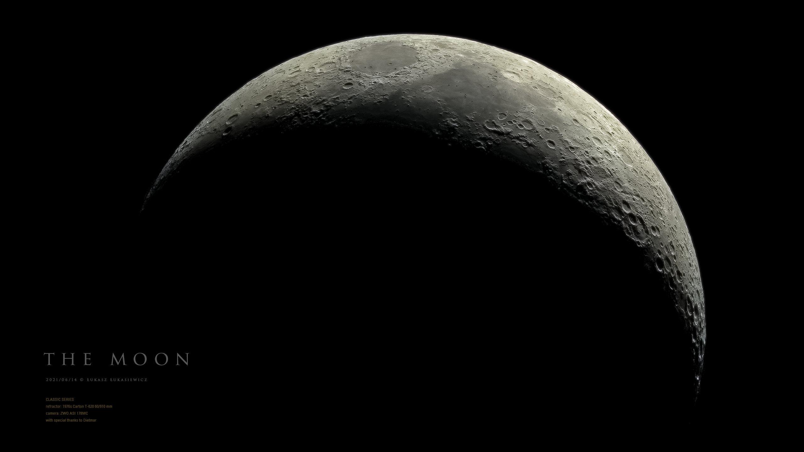 Księżyc - Carton T-620 60/910 mm