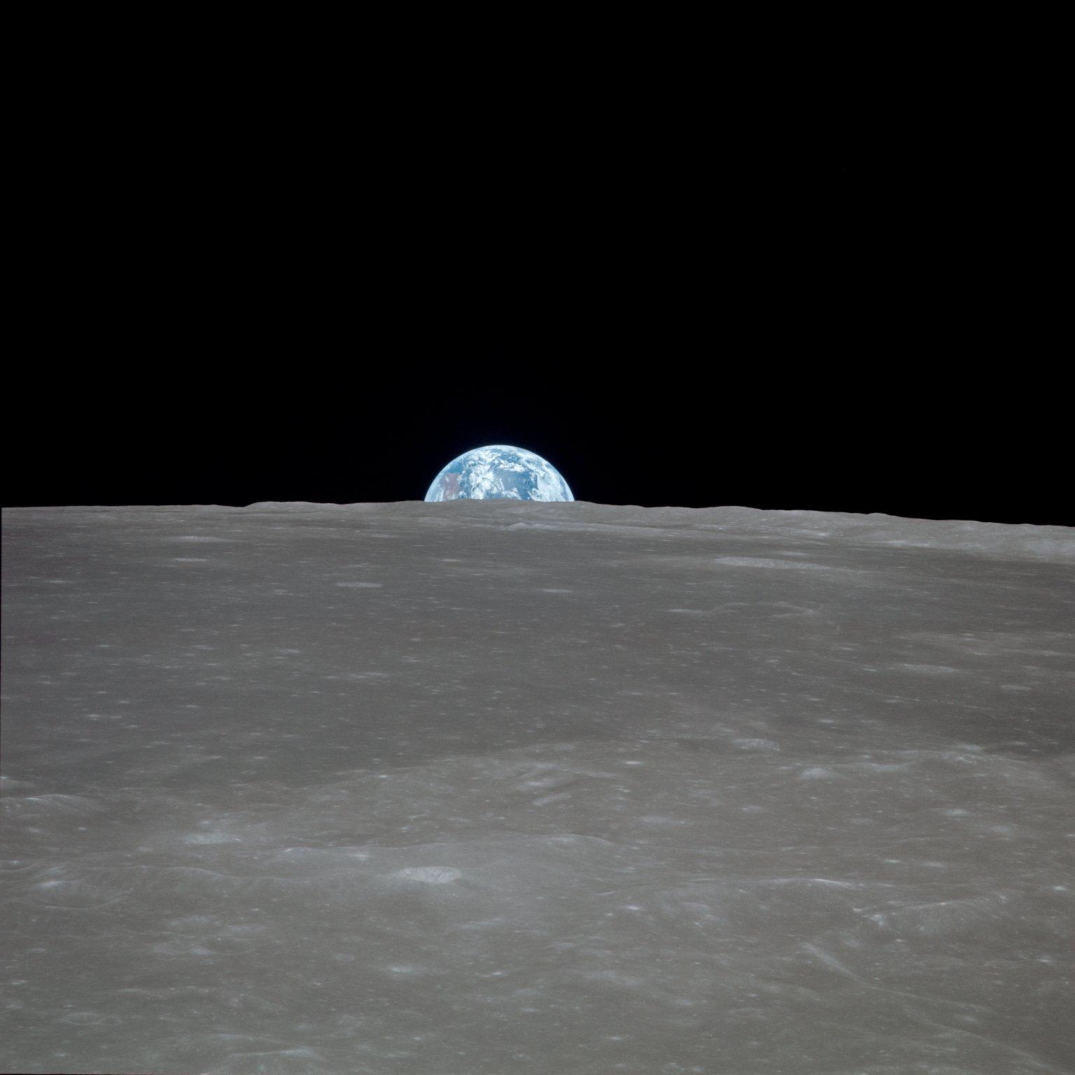 Morze Smytha - Apollo 11