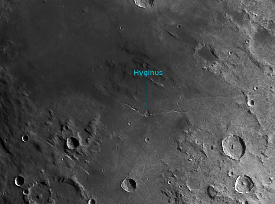 Rima Hyginus